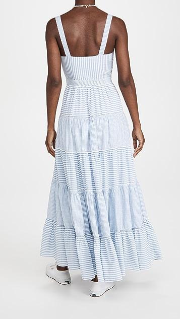 LoveShackFancy Story Dress