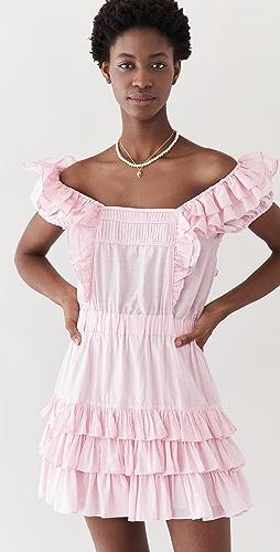 LoveShackFancy - Ivoire Dress