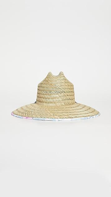 LoveShackFancy 草编帽
