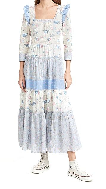 LoveShackFancy Lyna Dress