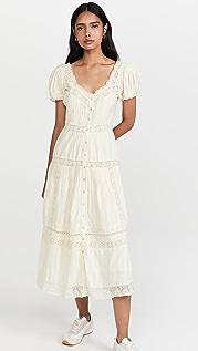LoveShackFancy Carabella Dress