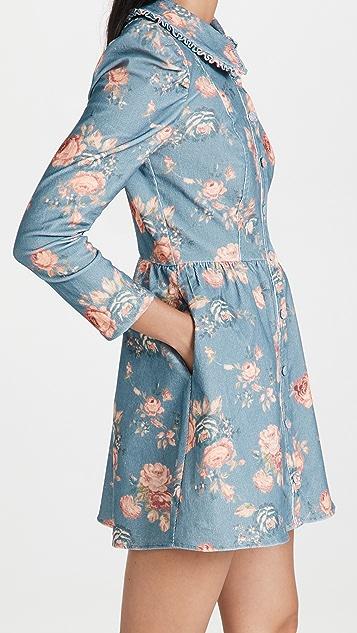 LoveShackFancy Beyers Dress