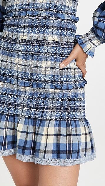 LoveShackFancy Stanley Dress