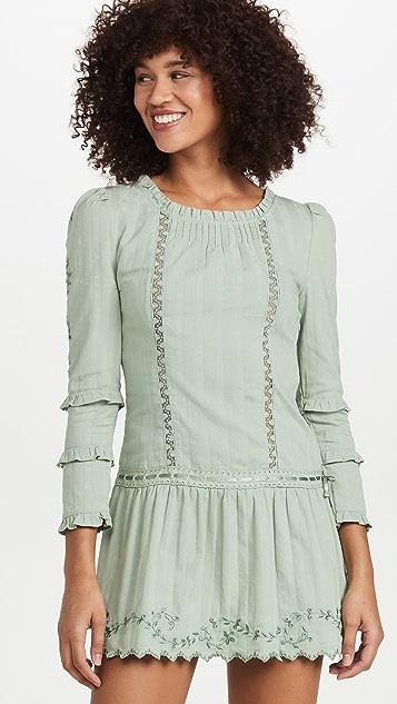 LoveShackFancy Carnaby Dress