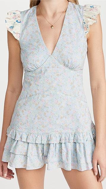 LoveShackFancy Arthur Dress
