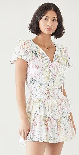 LoveShackFancy - Audette Dress
