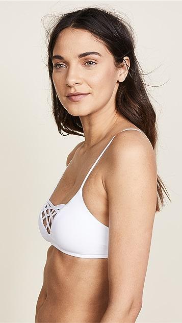 L*Space Jaime Bikini Top