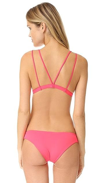L*Space New Wave Bikini Top