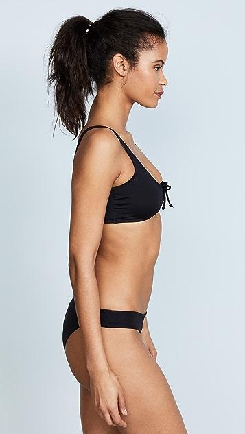 L*Space Romi Bikini Top