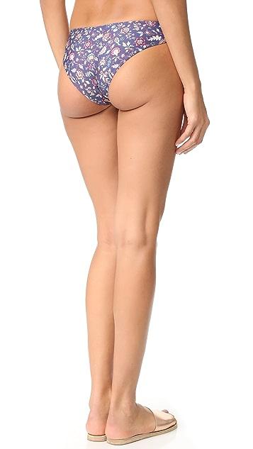 L*Space Liberty Mist Estella Bikini Bottoms