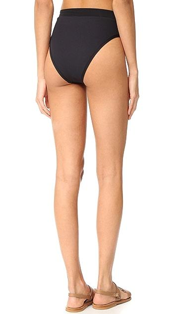 L*Space Frenchi High Waist Bikini Bottoms