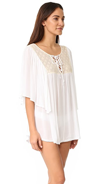 L*Space Zion Cover Up Tunic