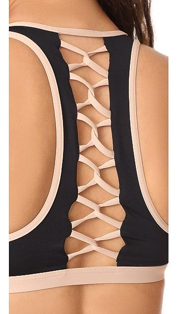 L*Space Skylar Bikini Top