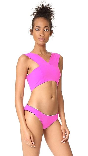 L*Space Parker Bikini Top