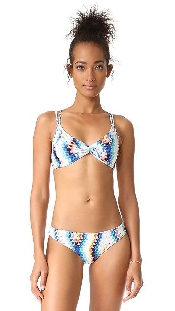 L*Space Hartley Bikini Top