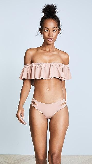 L*Space Hey Girl Bikini Top