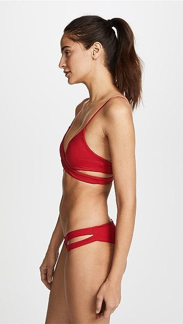 L*Space Rocky Bikini Top