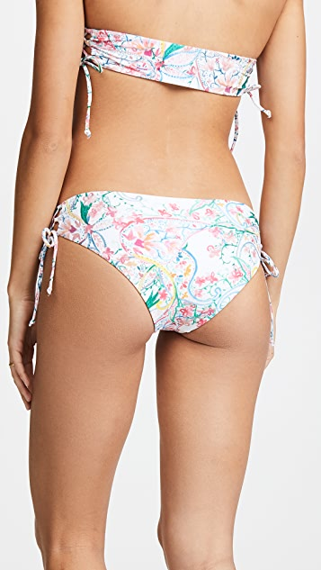 L*Space Ella Paisley Perfect Bikini Bottoms