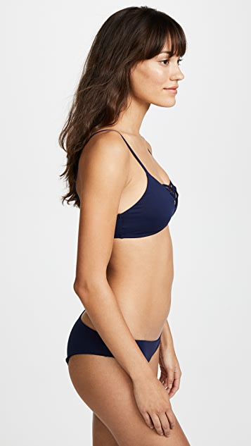 L*Space Jamie Bikini Top