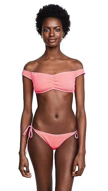 L*Space Ziggy Bikini Top