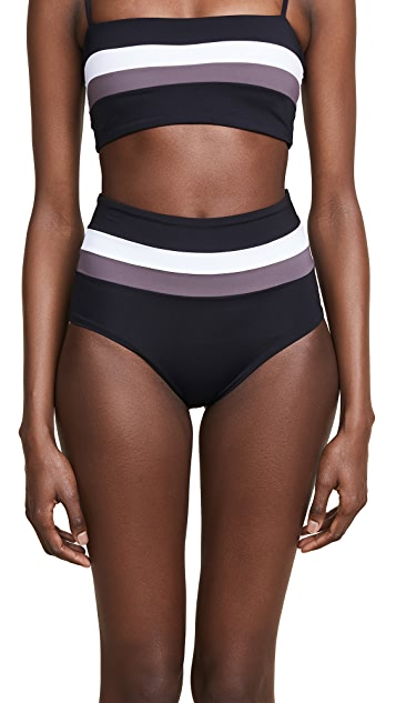 L*Space Portia Stripe Bottoms
