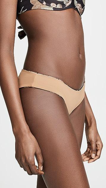 L*Space Sandy Reversible Bikini Bottoms
