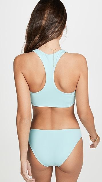 L*Space Tortnato Bikini Top