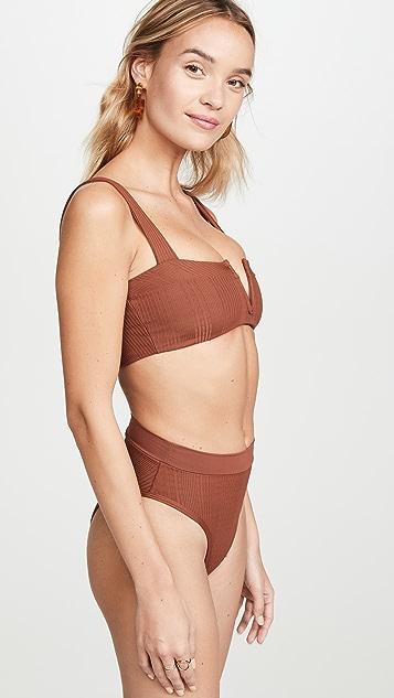 L*Space Lee Lee Bikini Top