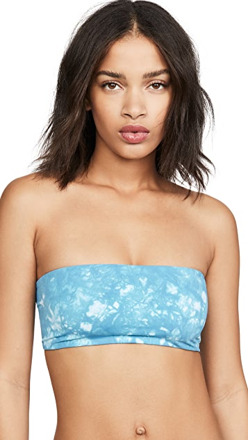 L*Space Beach Wave Bikini Top