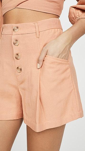 L*Space Vista 短裤