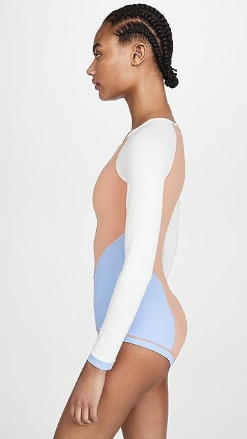 L*Space Mod 连体泳衣
