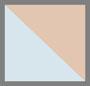 River Blue/White/Cantaloupe