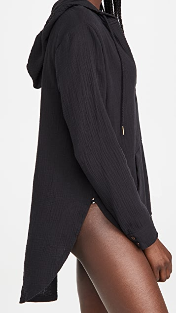 L*Space Caswell 罩衫式长款上衣
