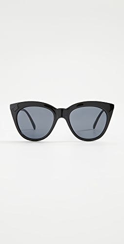Le Specs - Half Moon Magic Sunglasses