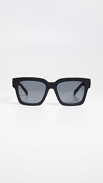 Le Specs Weekend Riot Polarized Sunglasses
