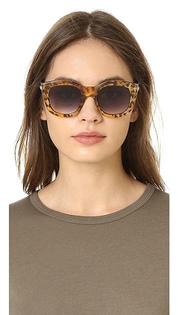 Le Specs Runaway Sunglasses