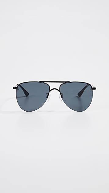 The Prince Sunglasses by Le Specs