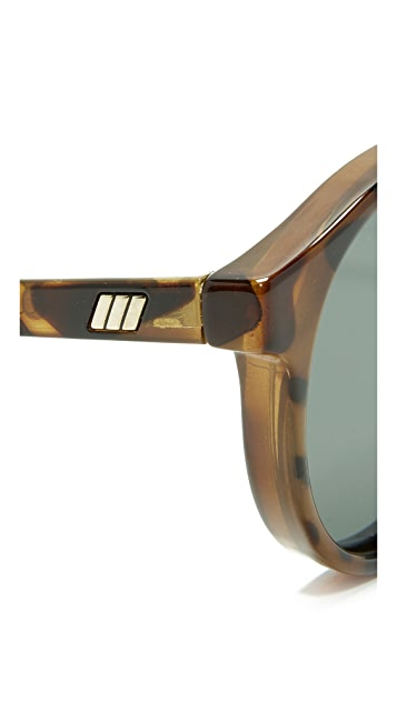 Le Specs Cubanos Polarized Sunglasses