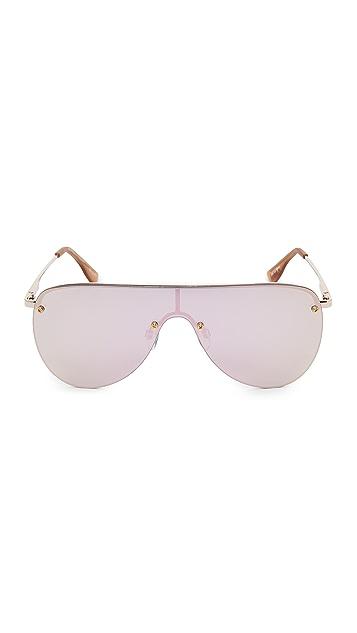Le Specs Солнцезащитные очки The King