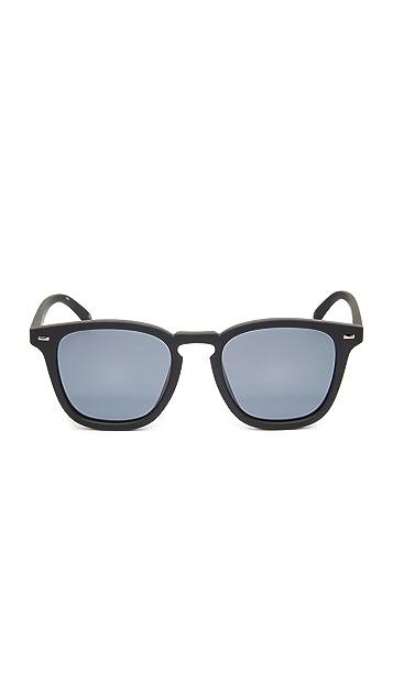 99d30a80ce ... Le Specs Polarized No Biggie Sunglasses ...
