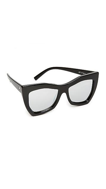 Le Specs Kick It Sunglasses