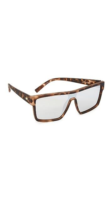 Le Specs Минималистские солнцезащитные очки Magic
