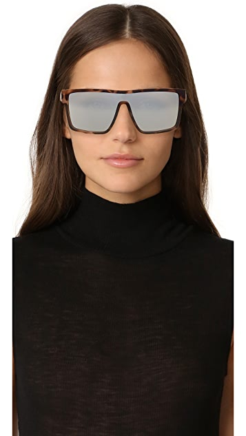 Le Specs Minimal Magic Sunglasses