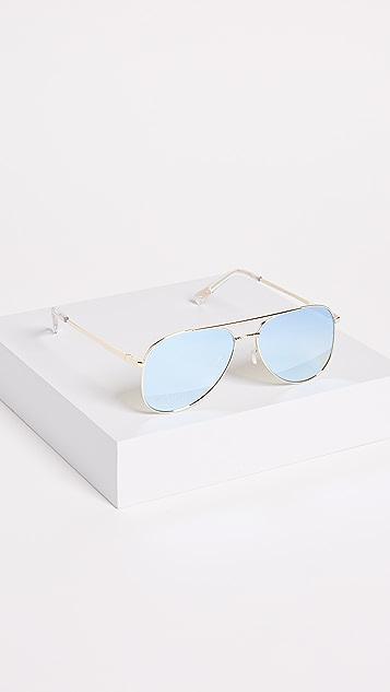 Le Specs Kingdom Aviator Sunglasses
