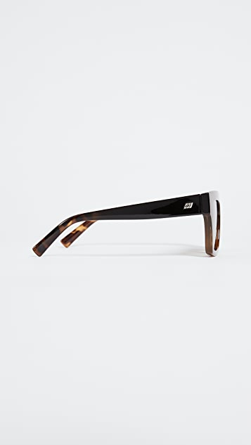 Le Specs Sub Dimension Sunglasses