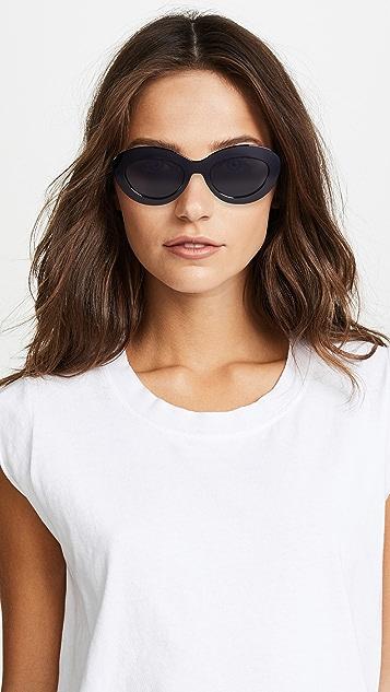 Le Specs Fluxus Sunglasses Shopbop