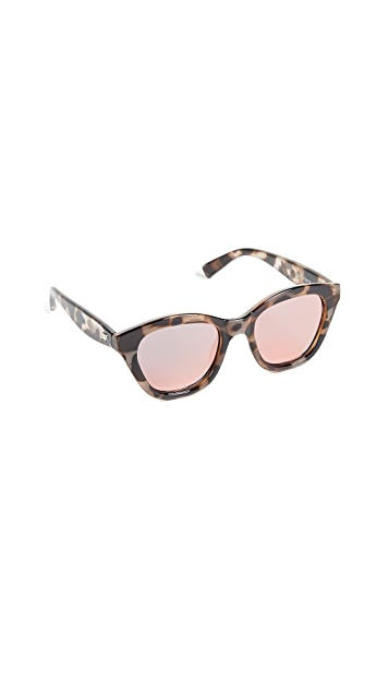 Le Specs Wannabae Sunglasses