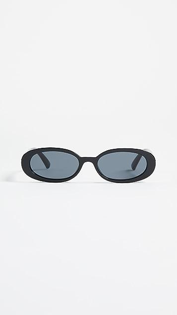 Le Specs Outta Love Sunglasses