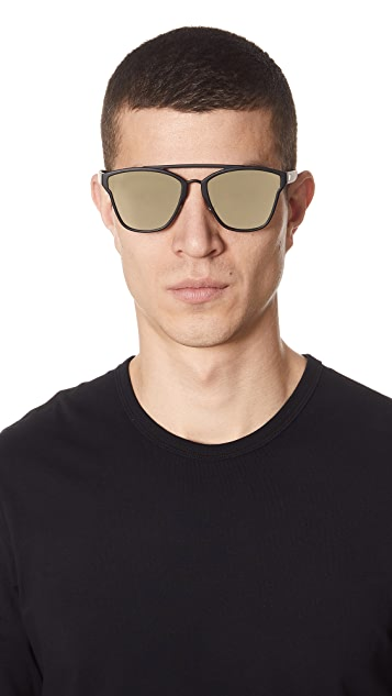 Le Specs Her Story sunglasses pyGm0rAVD