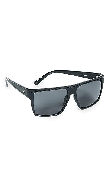Le Specs Dirty Magic Sunglasses